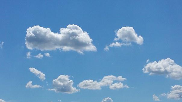 Clouds, Sky, Freedom, Blue, Time, Nature, Relaxation