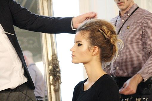 Hairshow, Hair, Model, Hair Demonstration, Beautiful