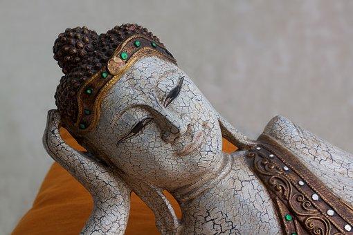 Buddha, Fig, Sculpture, Statue, He Woke Up