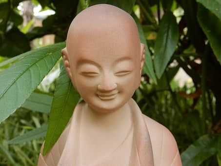 Meditation, Spiritual, Statue, Peace, Calm