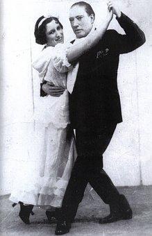 Tango, Dance, Pair, Dance Style, Rhythm, Argentina