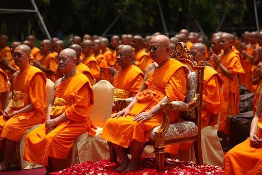 Supreme Patriarch, Temple, Buddhists, Patriarch