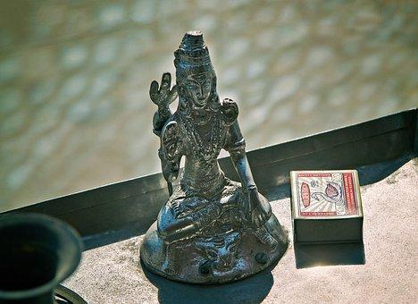 Shiva, India, Sculpture, Hinduism, Travel, Religion