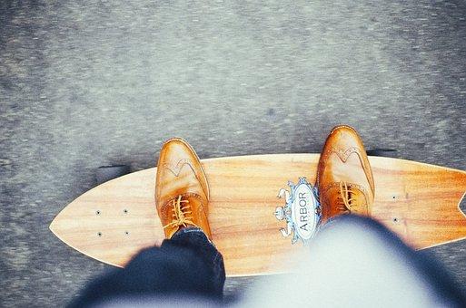 Skateboard, Skateboarder, Young, Skateboarding, Skater