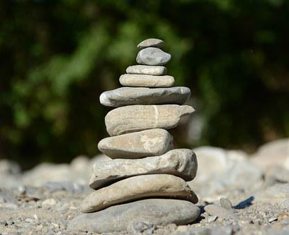 Balance, Stones, Stone Balance, Stone Tower, Stack, Zen