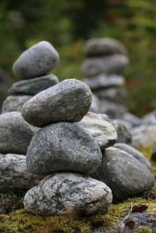 Stack, Stones, Rocks, Balance, Zen, Spa, Nature