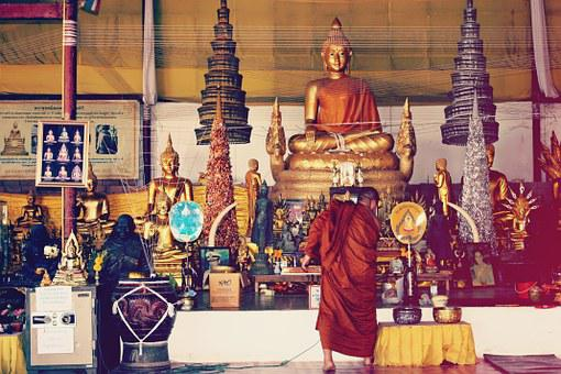 Big Buddha Temple, Thailand, Phuket, Buddha, Temple