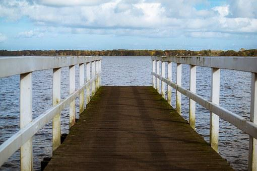 Web, Kai, Water, Lake, Pier, Dock, Waters, Rest
