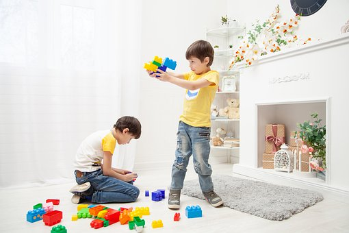 Toys, Constructor, Kids, Play, Children, Entertainment