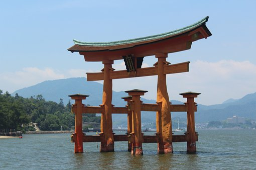 Japan, Shrine, Temple, Culture, Ancient, Traditional