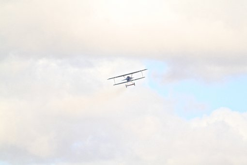 Plane, Aeroplane, Model, Airplane, Aircraft, Aviation