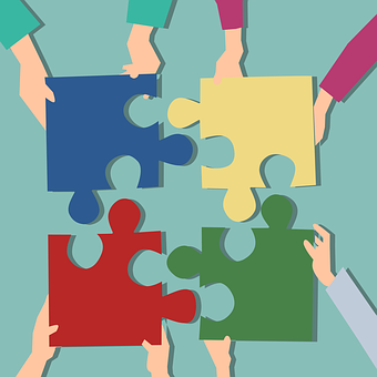 Connection, Community, Partnership - Teamwork, Order