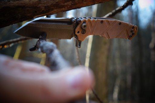 Chain, Knife, Metal, Dagger, Weapon, Blade, Jewelry