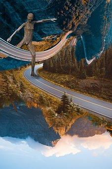 Photo, Background, Photoshop, Fiction