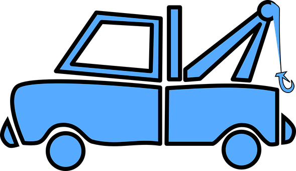 Recovery Van, Vehicle, Recovery, Transportation, Towing