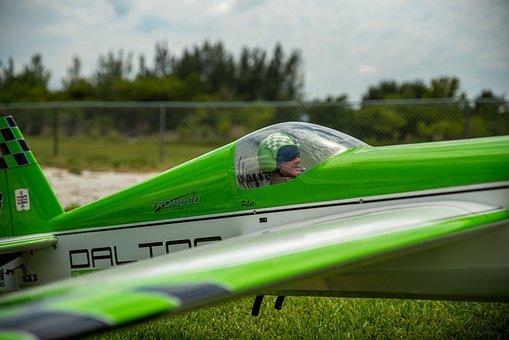 Rc Plane, Flying, Model, Plane, Hobby, Rc, Toy