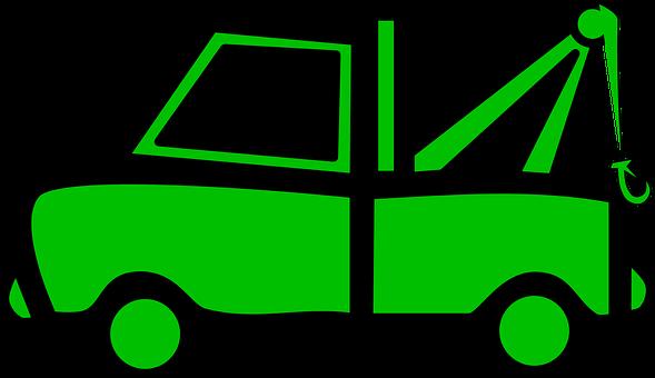 Recovery Van, Van, Vehicle, Transport