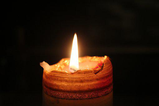 Christmas, Candle, Advent, Winter, Contemplative