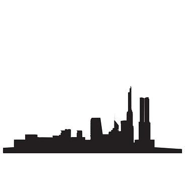 City Blocks, Building, Offices, City, Architecture