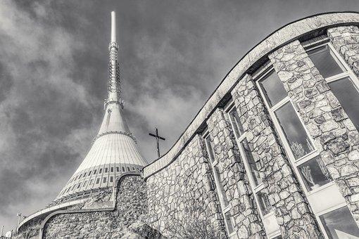 Heaven, Architecture, Building, Temple, Gray Heaven