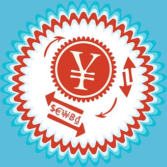 Japanese Yen, Japan Jpy, Y Badge, Dollar Sign