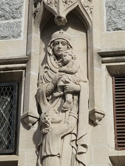 Sandstone, Church, Architecture