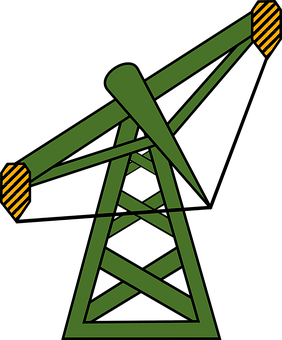 Oilwell, Pump, Gas, Natural, Drilling, Equipment
