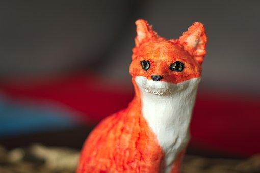 Fox, Animal, Animals, Fauna, Follow