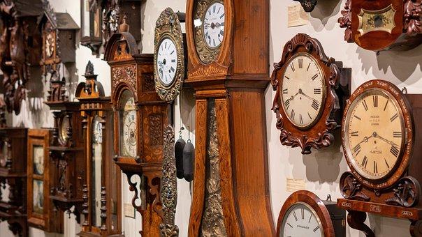 Clocks, Clock, Grandfather Clock, Time, Watch, Hours