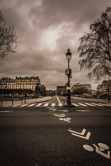 Paris, France, Outdoors, Tourism, Light