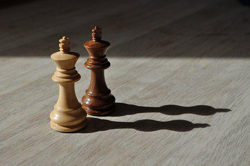 Chess, Strategy, Shadow, King, Kings, Game, Games