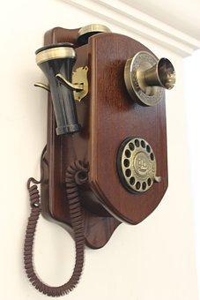 Phone, Vintage Telephone, Old Phone