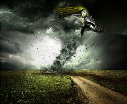Storm, Fury, Eris, Divinity, Goddess, Strength, Tornado