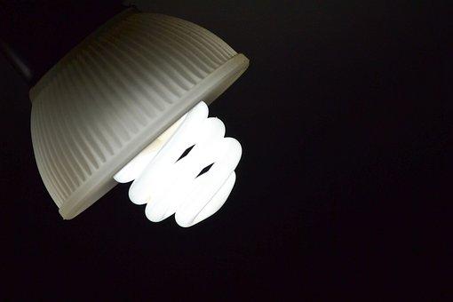 Lamp, Night, Light, Bulb, Flashlight