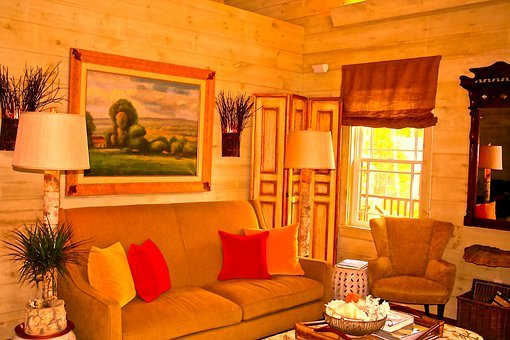 Living Room, Hotel, Furniture, Interior, Room, Luxury