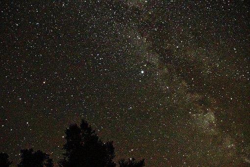 Stars, Milkyway, Space, Galaxy, Sky, Night, Astronomy
