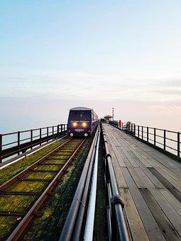 Train, Pier, Southend Pier, Pier Railway