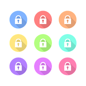 Cyber Security, Security, Lock, Lock Icon, Lock Image