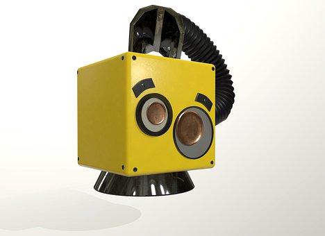 Robot, Character, Machine, Futuristic, Robotics