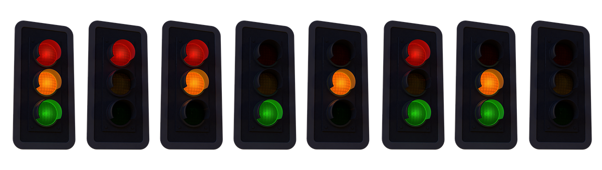 Traffic Lights, Traffic Light Phases, Light Characters