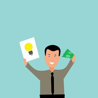 Business, Idea, Freelance, Freelancer, Job, Offer, Gift