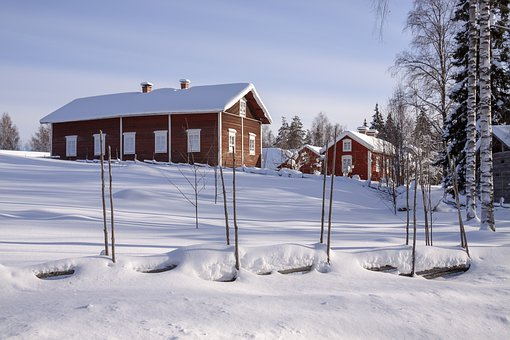 Museum, Fence, Building