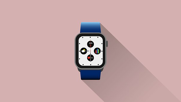 Apple, Watch, Iphone, Clock, Smart Watch, Mac