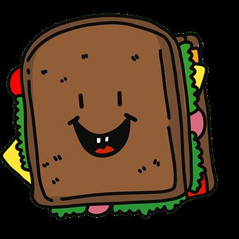 Sandwich, Salad Sandwich, Deli, Subway, Burger