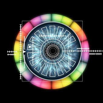 Eye, Iris, Biometrics, Iris Recognition, Security