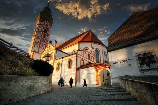 Church, Andechs, Monastery
