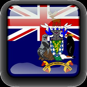 South Georgia, Flag, South Sandwich Islands, Country