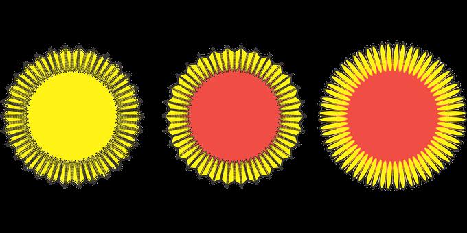 Icon, Sun, Summer, Burst, Sale, Bright, Call, Now, Sold