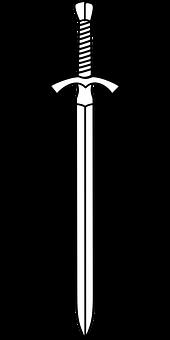 Sword, Edged, Weapon, Blade, Steel, Sharp, War, History