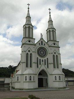 Church, Apiúna, Santa Catarina, Brazil, Worship, Praise